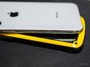 ステンレス磨き iPhone